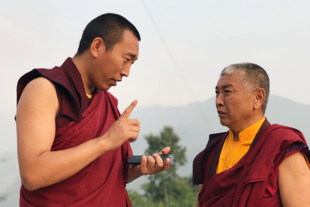 Khenpo and Dechangla